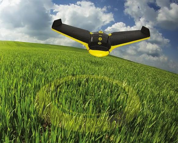 drones agriculteurs le monde
