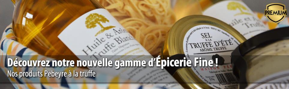Nouvelle Gamme - Épicerie Fine